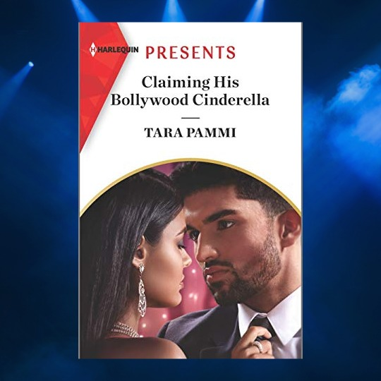 Book of the Week Claiming his Bollywood Cinderella