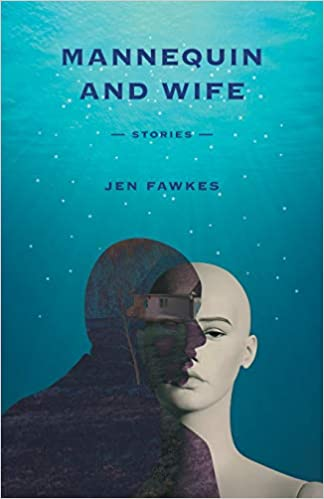 Mannequin and Wife by Jen Fawkes