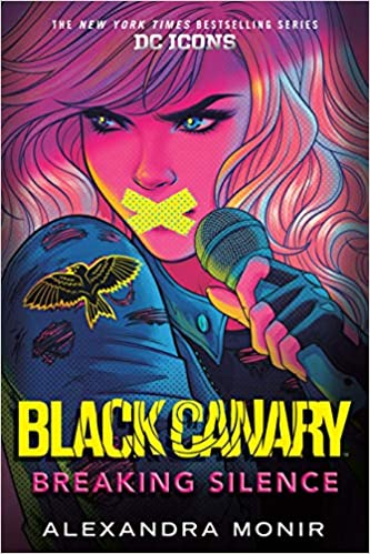 Black Canary by Alexandra Monir