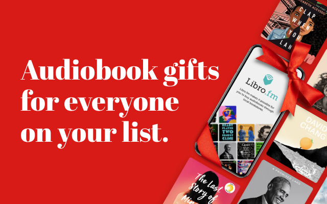 Audiobook gifts for everyone on your list
