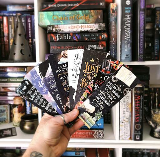 Dreamy and Co Bookmarks
