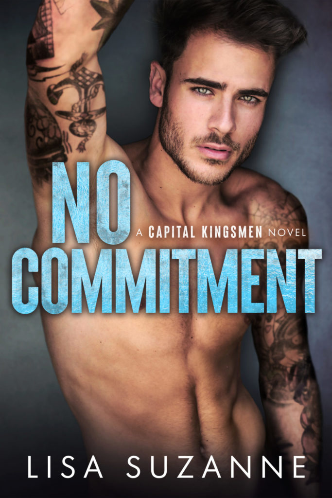 No Commitment by Lisa Suzanne