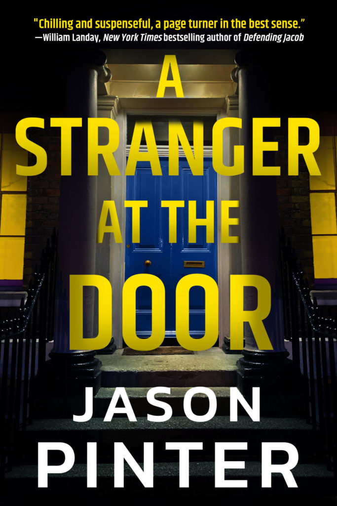 A Stranger at the Door by Jason Pinter