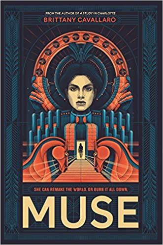 Muse by Brittany Cavallaro