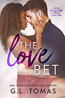 The Love Bet by GL Tomas