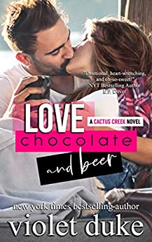 Love, Chocolate, and Beer by Violet Duke