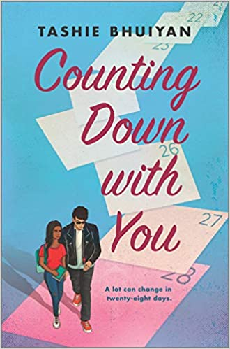 Counting Down with You by Tashie Bhuiyan