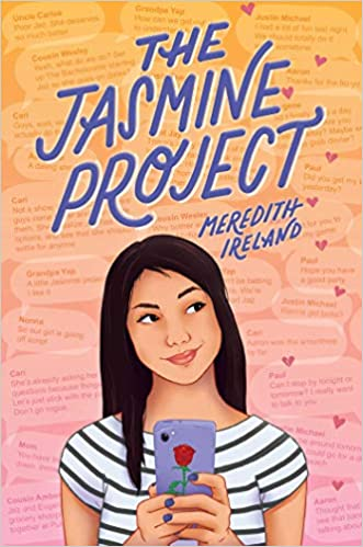 The Jasmine Project by Meredith Ireland