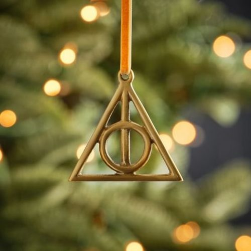 Daily Frolic: The Pottery Barn Harry Potter Holiday Collection is Here!