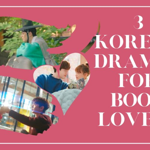 3 kdramas for book lovers