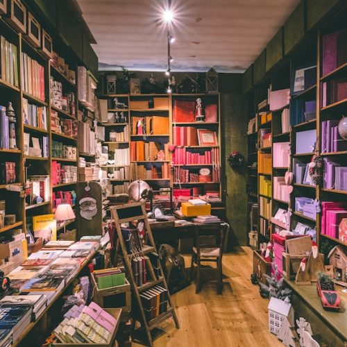5 Ways to Support your Local Independent Bookstore from Home