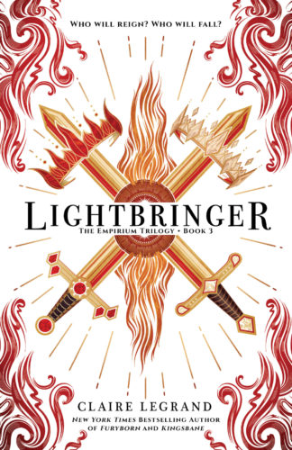 Ligthbringer by Claire Legrand