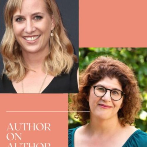 AUTHOR ON AUTHOR CHAT