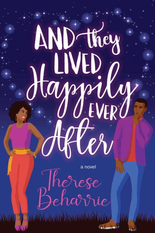 And they Lived Happily Ever After by by Therese Beharrie