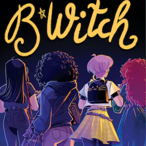 B*Witch by Paige McKenzie and Nancy Ohlin