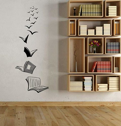 Book Decals