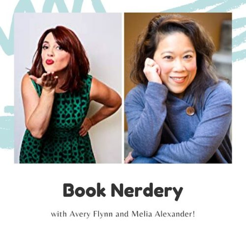 Book Nerdery with Avery Fynn and Melia Alexander