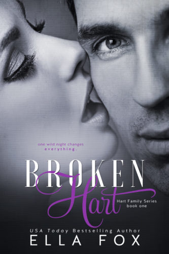 Broken Hart by Ella Fox