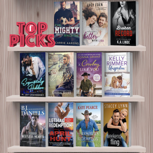 Contemporarily Ever After: Top Picks for the Week of November 24th