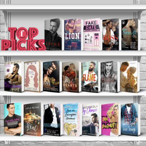 Contemporarily Ever After: Top Picks for the Week of September 15th