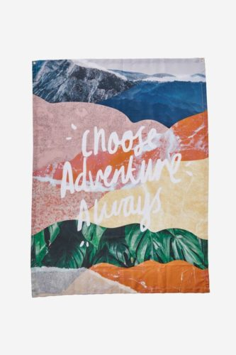 Choose Adventure Wall Hanging