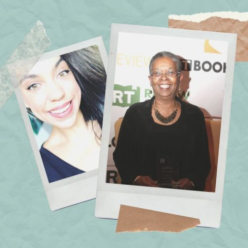 Fly on the Wall: Peek into a Conversation Between Beverly Jenkins & Andie J. Christopher