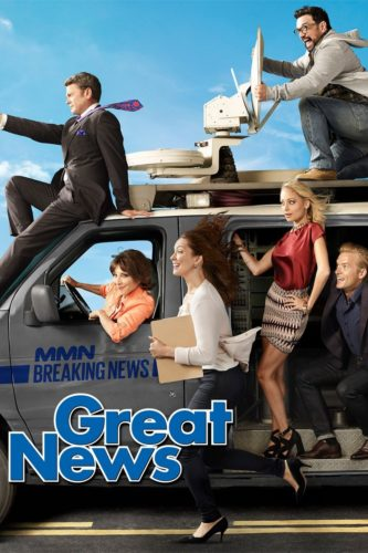 Great News Show Poster
