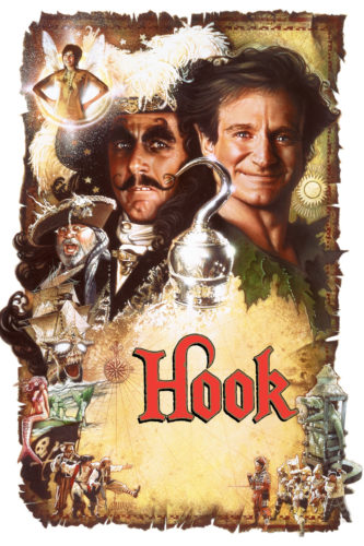 Hook Movie Poster