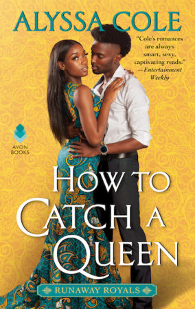 how to catch a queen by alyssa cole