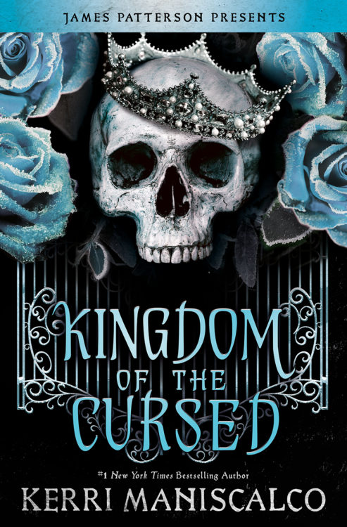 Exclusive: Kingdom of the Cursed by Kerri Maniscalco