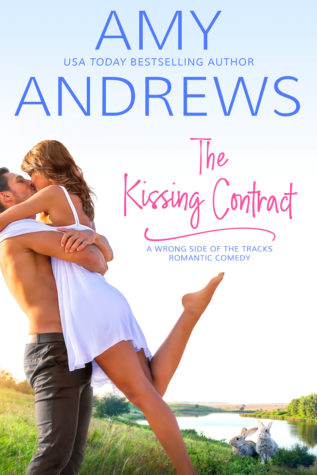 Kissing Contract by Amy Andrews