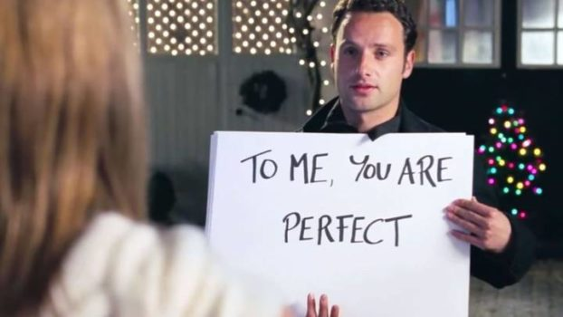 Mark from Love Actually