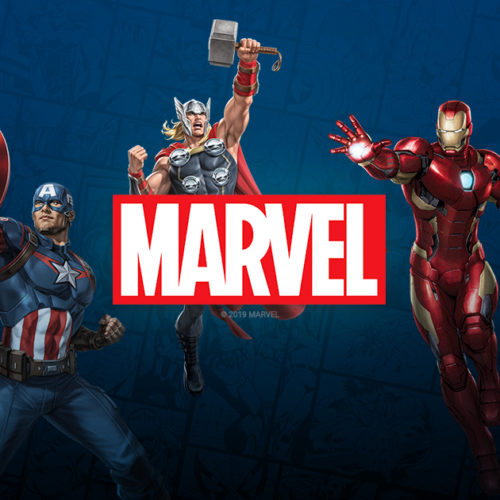 Are you looking for a subtle way to show your Marvel pride? Look no further than this adorable roundup of Marvel jewelry, on Frolic.