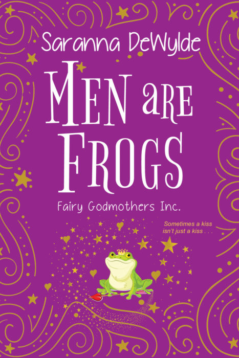 Men are Frogs by Saranna DeWylde