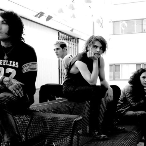 Daily Frolic: My Chemical Romance is Reuniting!