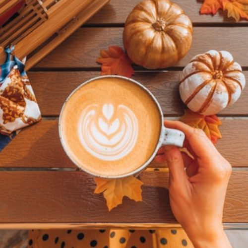 Pumpkin Spice and Book Pairings