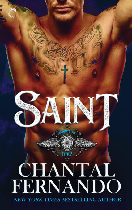 Saint by Chantal Fernando