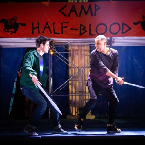 Which God or Goddess Would the Cast of the Lightning Thief: The Percy Jackson Musical Want as a Parent?