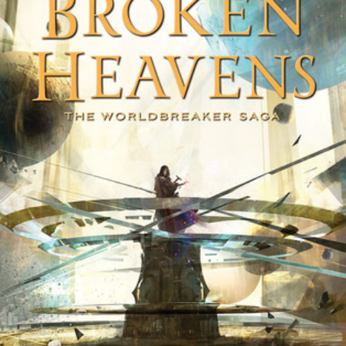 The Broken Heavens by Kameron Hurley