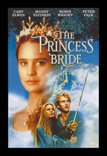 The Princess Bride Movie Poster