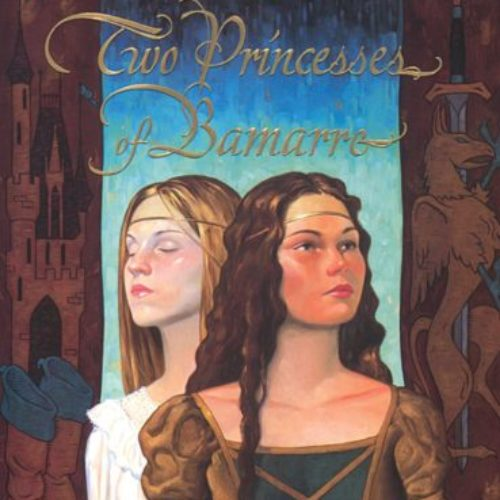 The Two Princesses of Bamarre by Gail Carlson Levine