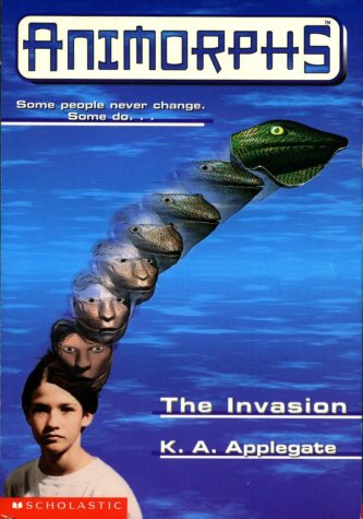 animorphs the invastion