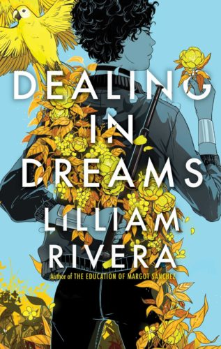 Deadline in Dreams by Lilliam Rivera