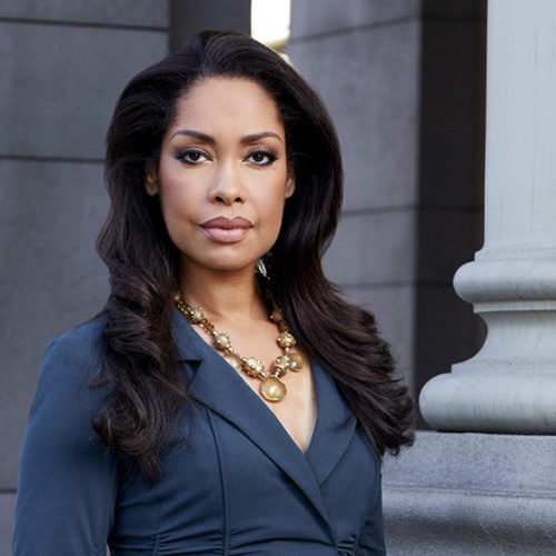 No Merchandising. Editorial Use Only. No Book Cover Usage. Mandatory Credit: Photo by Dutch Oven/Kobal/REX/Shutterstock (5881582c) Gina Torres Suits - 2011 Dutch Oven USA Film Portrait Tv Classics