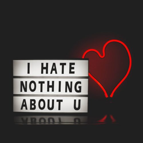 Trope Rec Teusday: Hate to Love