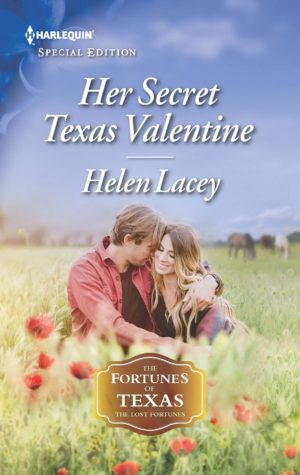 Her Secret Texas Valentine by Helen Lacey