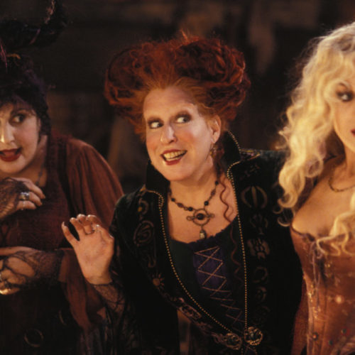 Pop Culture Pairings: The Hocus Pocus Sanderson Sisters
