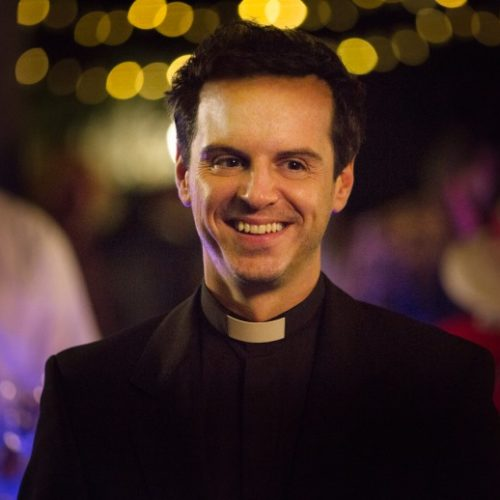 hot priest