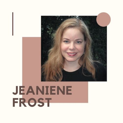in conversation with Jeaniene Frost
