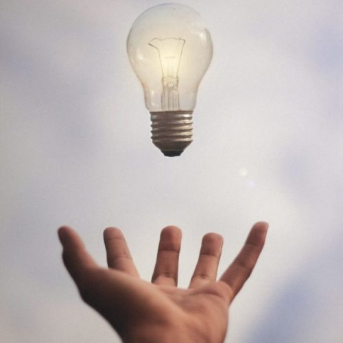 Embracing Your Bonkers Ideas by Angelina M Lopez